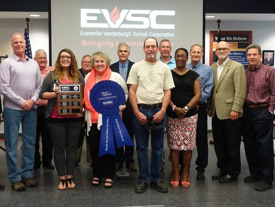 EVSC School Board, Cause for Applause