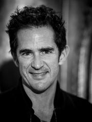Andy Blankenbuehler poses for a portrait, after an