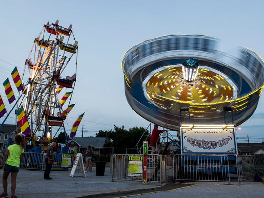 It's carnival season in York County and the region.