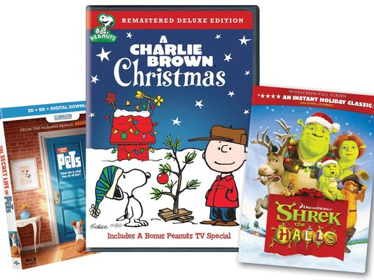what to watch in december on tv streaming and blu ray - Charlie Brown Christmas Streaming