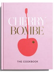 """Recipes in """"Cherry Bombe"""" all come from women working"""