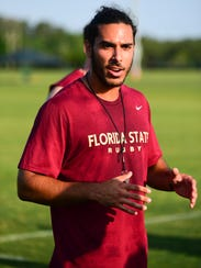 Florida State head coach Michael Gomez has led his