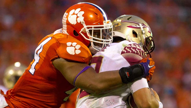 Clemson looks to be the ACC's best chance at a national title in 2015.