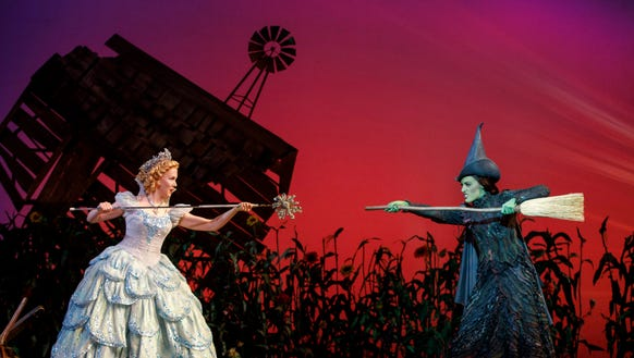 """""""Wicked"""" is coming back to the Central Valley."""