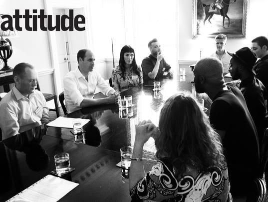 Attitude meeting