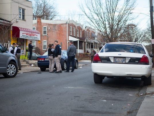 News: Pine Street Shooting