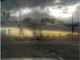A monsoon storm hits near Watson Rd. in Buckeye on July 15, 2017.