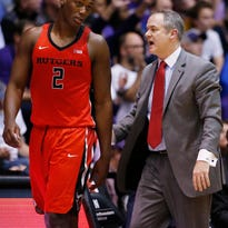 Rutgers men happy to be home for a change