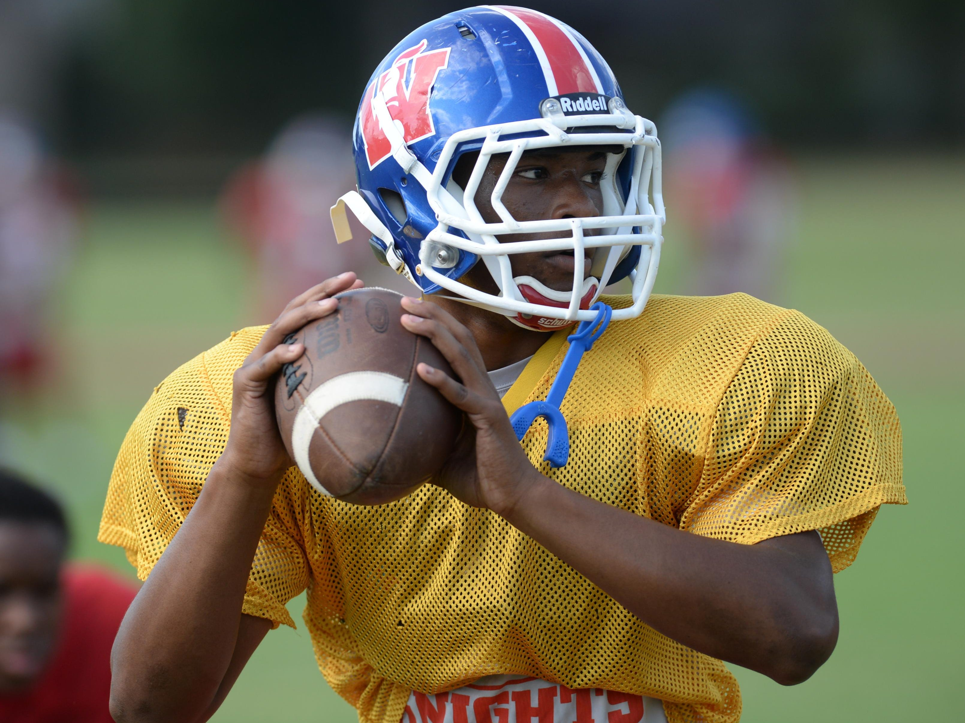 Treveion Youngblood helped Woodlawn get past Northwood on Friday.