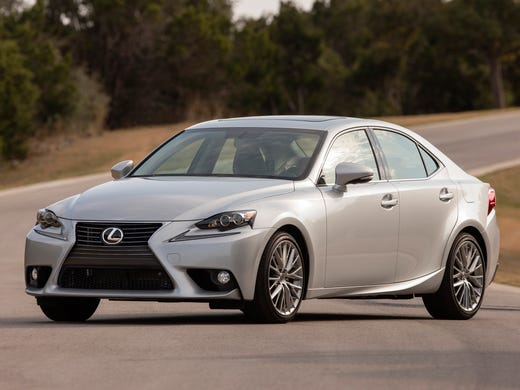 The 2017 Lexus Is 250