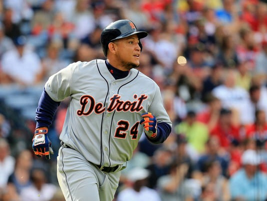 Detroit Tigers v Atlanta Braves