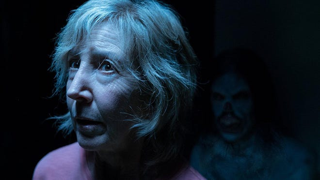 "Lin Shaye in ""Insidious: The Last Key."""