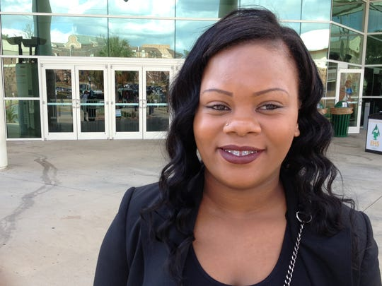 FAMU freshman Ottisha Torres said second-hand smoke is as dangerous as smoking, especially for those with health concerns.