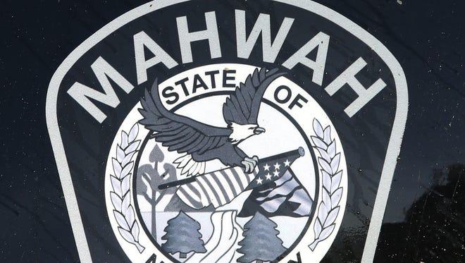 Mahwah police patch
