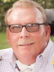Todd Mouw, 53, of Orange City, suffered from an accident