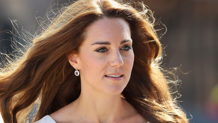 Duchess Kate re-wore a favorite dress to a charity visit