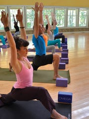 Omega offers a variety of classes for adults, such
