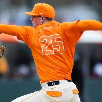 Freshman Zach Linginfelter struck out a career-high