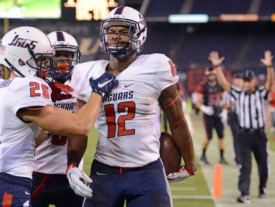 NCAA Football: South Alabama at San Diego State