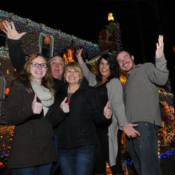 USA TODAY's 2014 Holiday Lights contest winners
