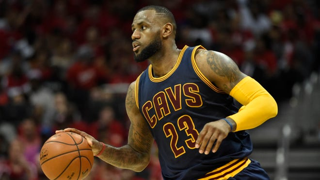 LeBron James said violence was not the answer in response to the not guilty verdict in the Michael Brelo trial.