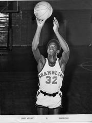 Former Grambling basketball star Larry Wright will be inducted to the Louisiana Sports Hall of Fame on Saturday.