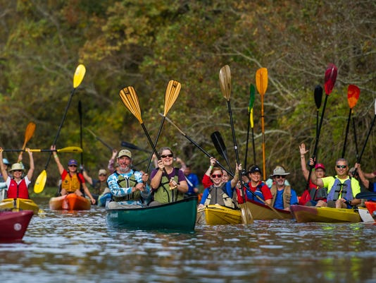 Protest Paddle An Alt Black Friday Event Is Gaining Support