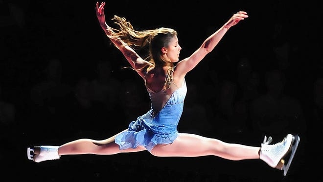 Ashley Wagner is one of the many Olympic and professional skaters in this weekend's Skate for Hope event.