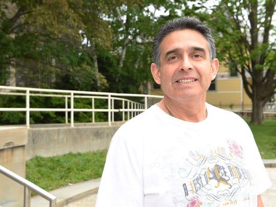 Freddy Cruz of the City of Poughkeepsie.