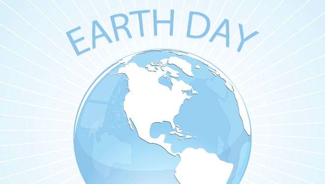 Earth Day is April 22.