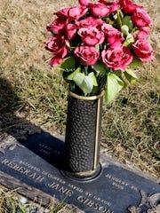 Rebekah Gibson is buried in Augusta Memorial Park in