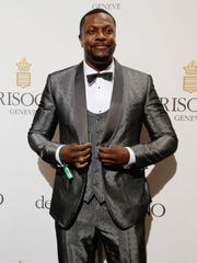 Looking good: Chris Tucker attends the Cannes Film
