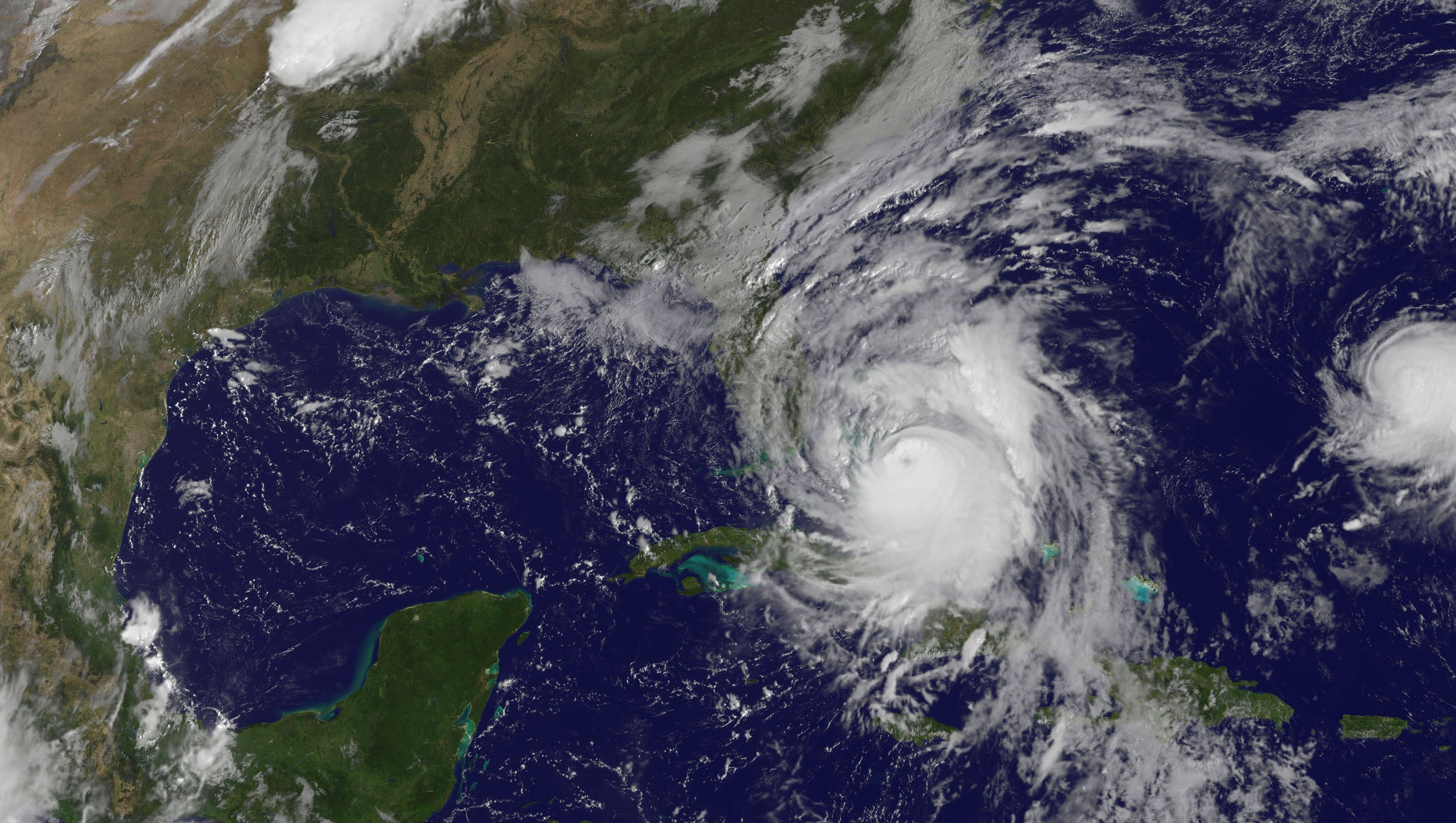 hurricane forecasting Ten years after hurricane katrina formed in the atlantic, construction of nasa's next-generation hurricane-observing satellite mission now is underway in texas.