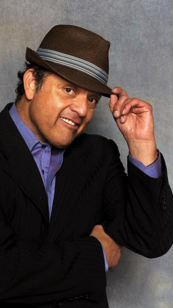 Comedian Paul Rodriguez