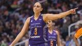 Phoenix Mercury star Diana Taurasi passed Tina Thompson as the WNBA's career scoring leader.
