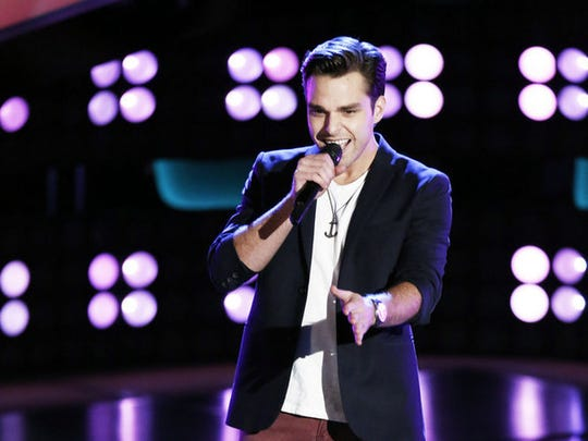 """The Voice"" contestant Travis Ewing is a product of"