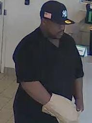 Police provided this photo of suspect in robbery of M&T Bank on Lyell Avenue which occurred on May 29, 2015.