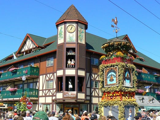 Where to celebrate Oktoberfest across America
