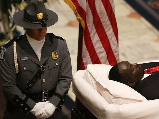 Funerals Begin For Victims Of Charleston Shootings