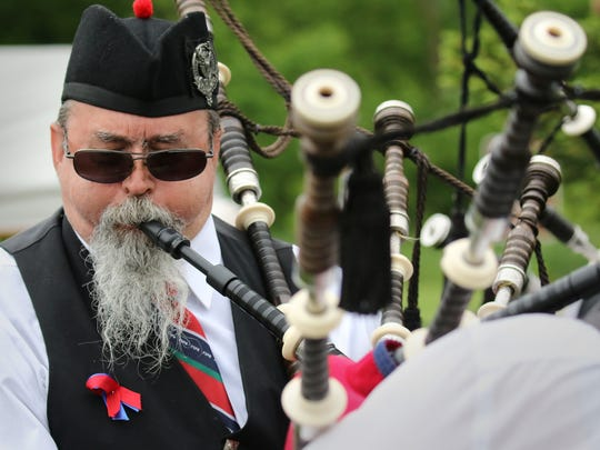 The pipes, the pipes will be calling Saturday at the Milwaukee Highland Games in Wauwatosa's Hart Park.