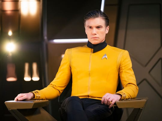 "Anson Mount joins the crew of ""Star Trek: Discovery"""