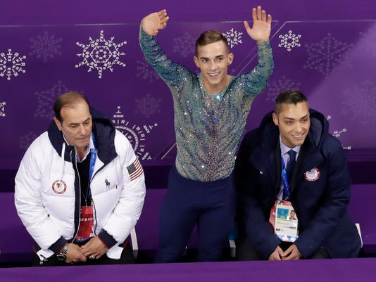 Column: Let's hope gay Olympians spark even greater change
