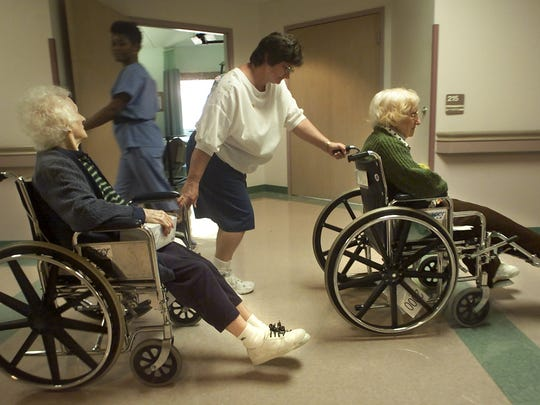 Three Muncie nursing homes are currently rated much
