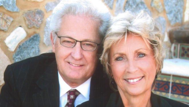 Hobby Lobby co-founders David and Barbara Green.