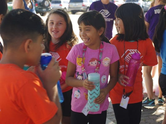 Young children learned about the sport of running this summer in southeast Reno