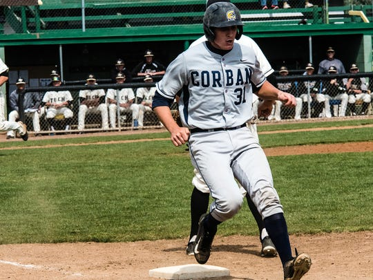 Jackson Smith is among the Corban baseball players who will take part in a mission trip to play in Cuba.