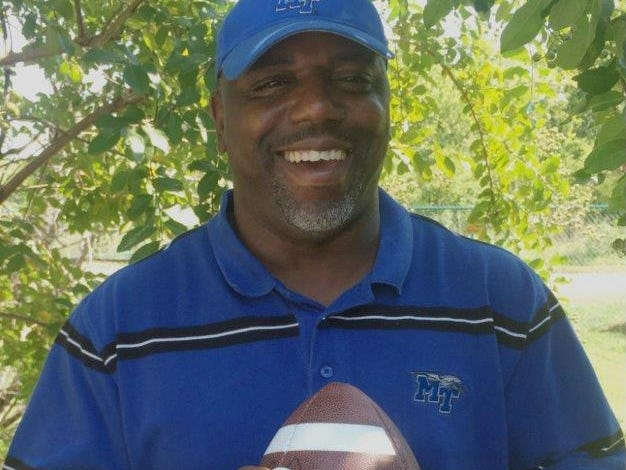 Former Stratford and Middle Tennessee State standout running back Joe Campbell is starting a local football league for 40-and-over players.
