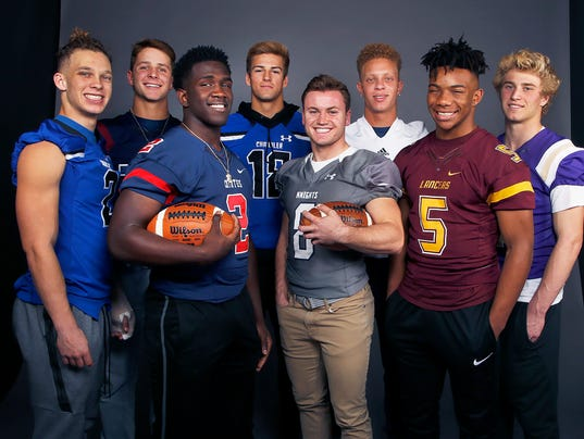 High School Football stars