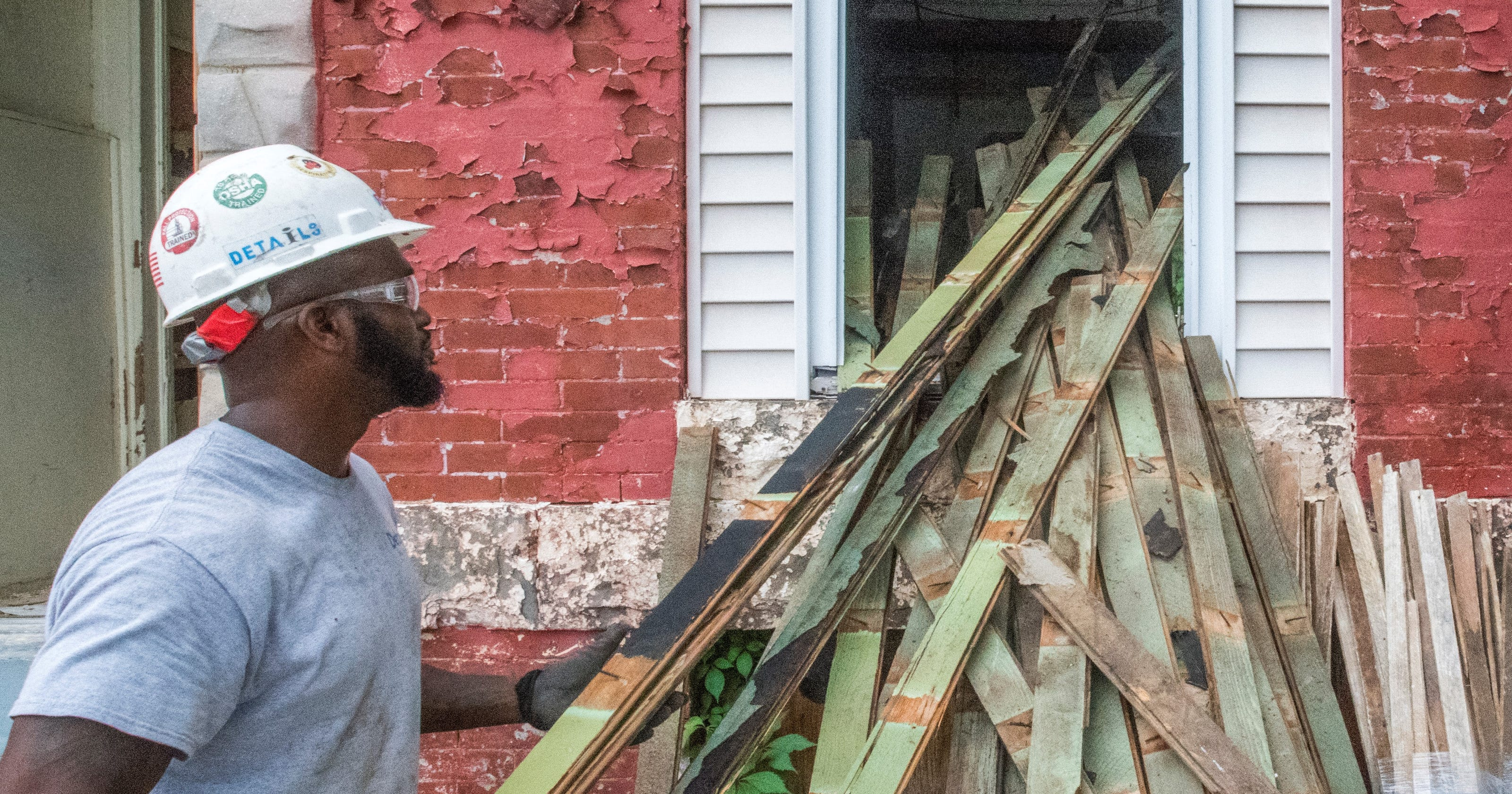 5f20bed48e9a0 Baltimore is mired in violent crime. Could part of the solution be found in  reclaimed wood