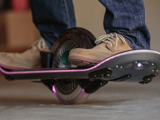 This is how close we are to riding real Hoverboards